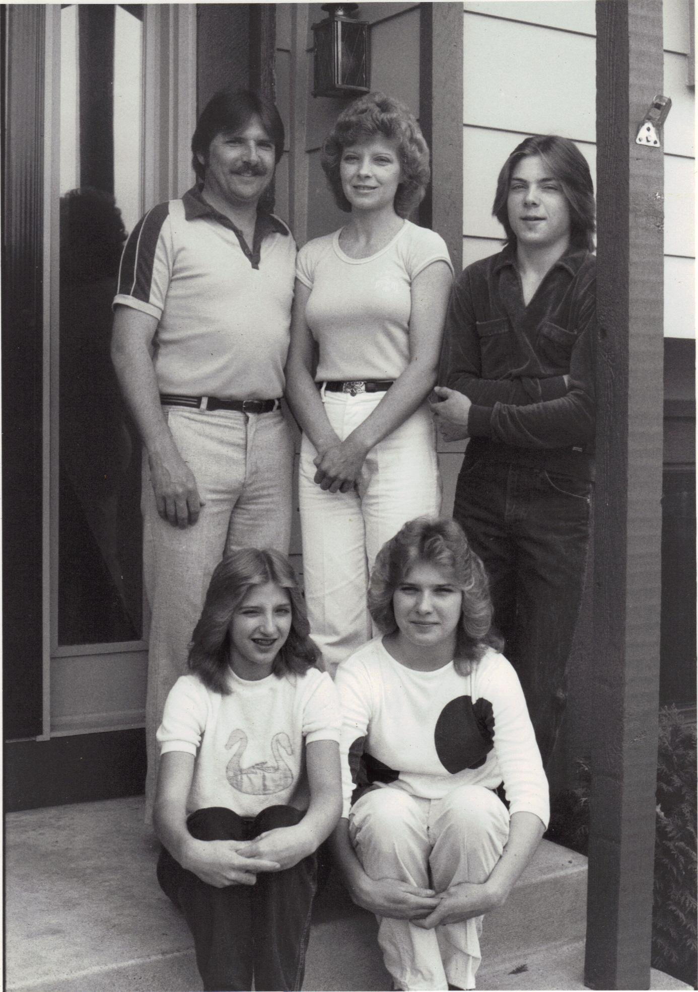 Dempsey Family 1980