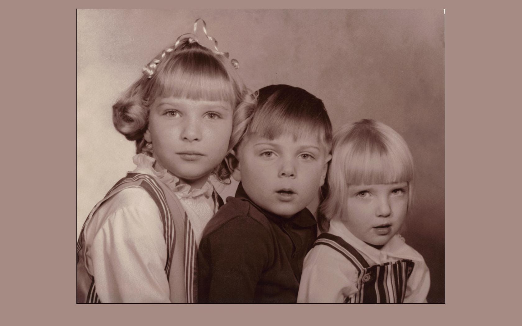 Sandi, Tim, and Kim
